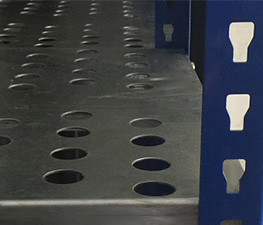 Perforated Tray Racks